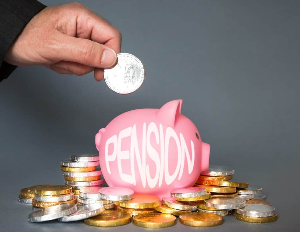 regular vs lump sum pension