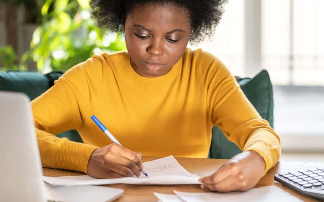 financial planning after divorce